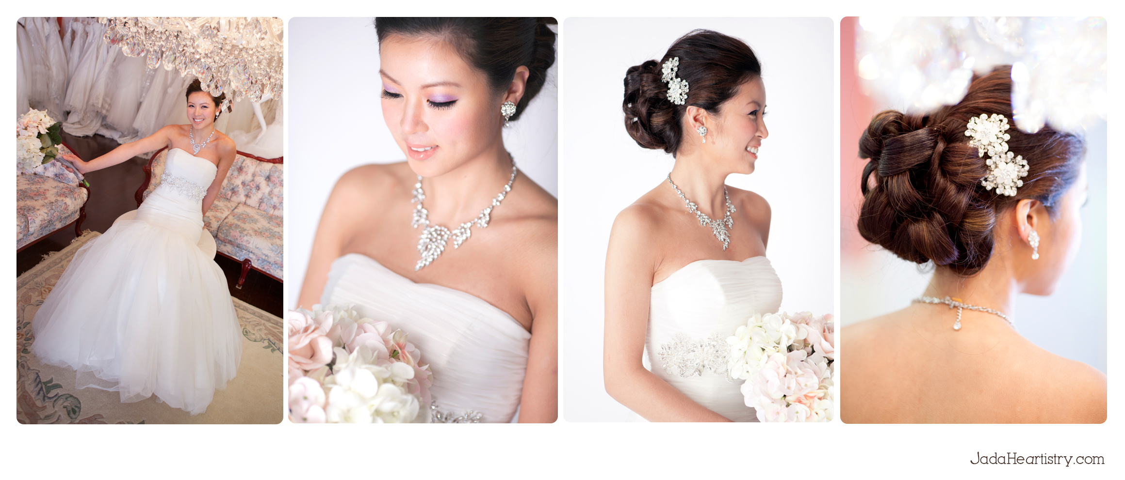 Jada Heartistry Portfolio Gta Toronto Bridal Makeup And Hair